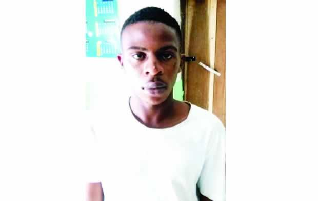 21-year-old Arrested For Murder, Cultism In Imo (photo)