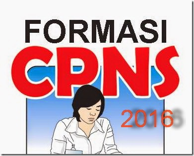 usulan formasi cpns 2016