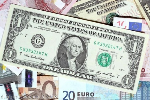 Dollar erases losses