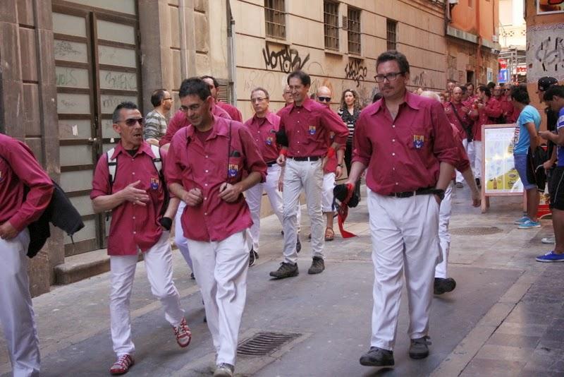 19è Aniversari Castellers de Lleida. Paeria . 5-04-14 - IMG_9385.JPG