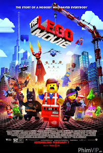 Huyền Thoại Lego 3d - The Lego Movie 3d poster