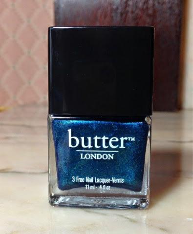 Butter London's Bluey Polish