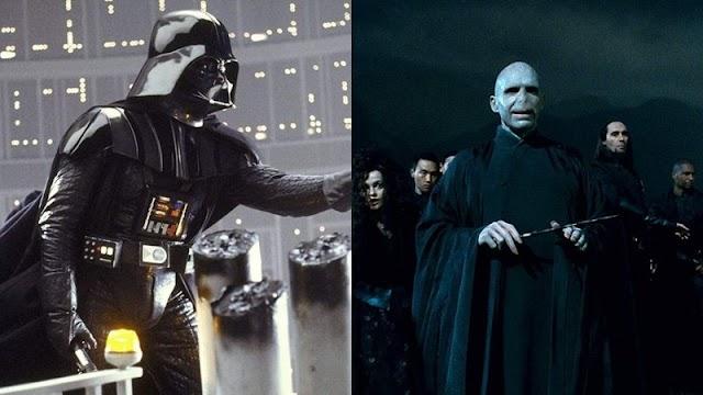 Voldemort vs Darth Vader: quem é mais poderoso?