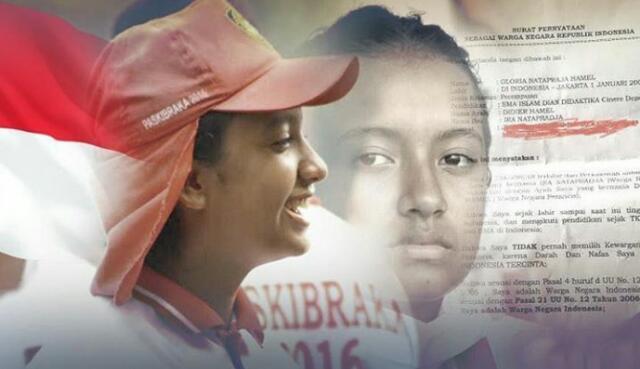 Gloria Paskibraka Akhirnya Di Izinkan Untuk Menjadi Bagian Tim Pengibar Bendera