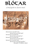 Blotar A Brief Guide to Asatru Ritual