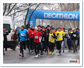VIII Bieg o Puchar Bielan (20 stycznia 2013)
