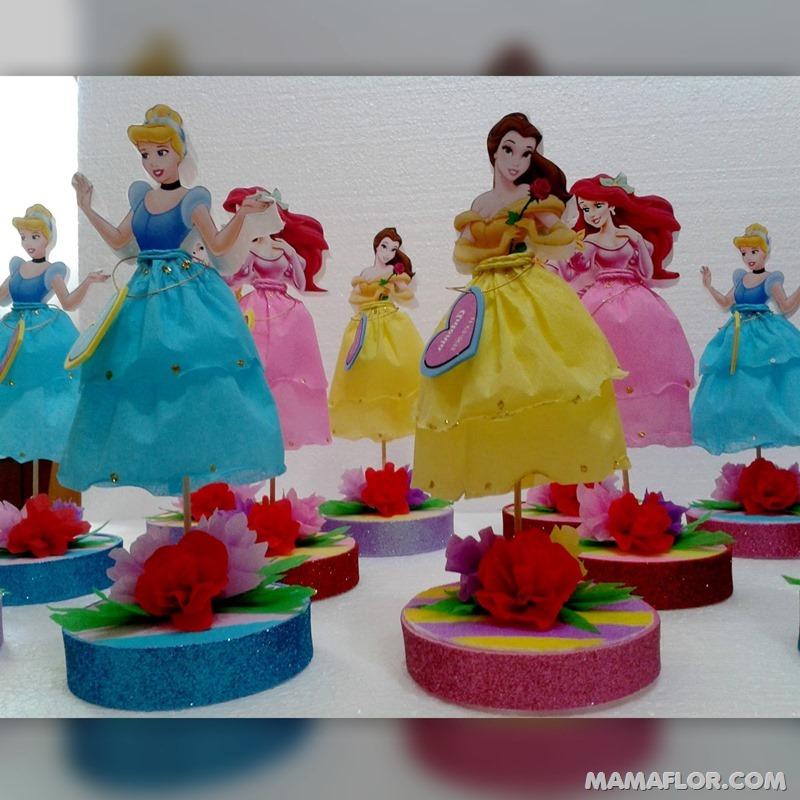 centro-de-mesa-princesas-disney-gratis - 4