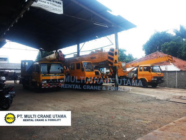 PT Multi Crane Utama