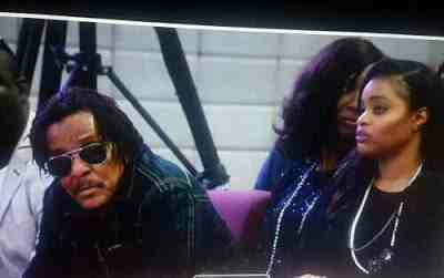 Majek Fashek spotted at House On The Rock Church