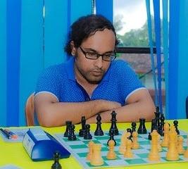 IM somak palit online chess winner