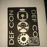 Defcon Badges