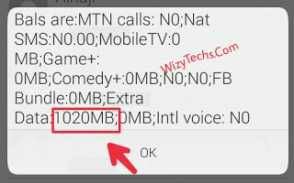 How To Get Free MTN 1GB & 500MB Data on Your Phone