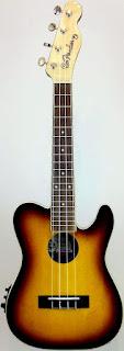 fender52 telecaster concert ukulele