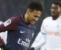 PSG star Neymar down after broken metatarsal prognosis