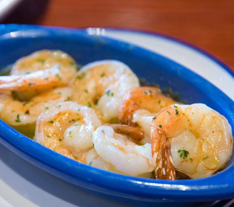 photo of Garlic Shrimp Scampi