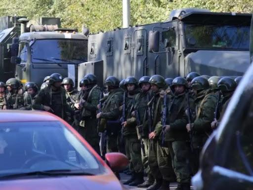 रूसी नियंत्रित इलाके क्रीमिया में हुई गोलीबारी में १९ की मौत कई घायल