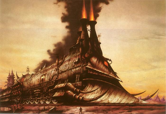 Matth Ship, Fantasy Scenes 1