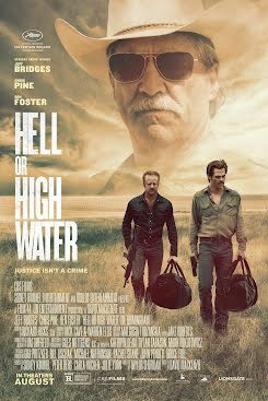 Comanchería - Hell or High Water (2016)