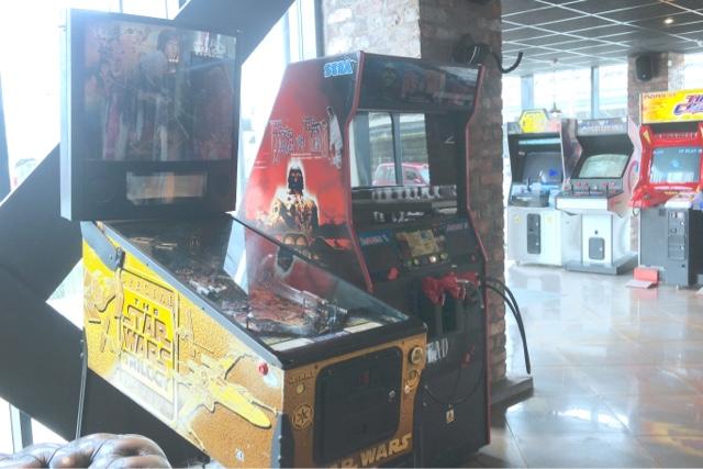 arcade games dough bar liverpool