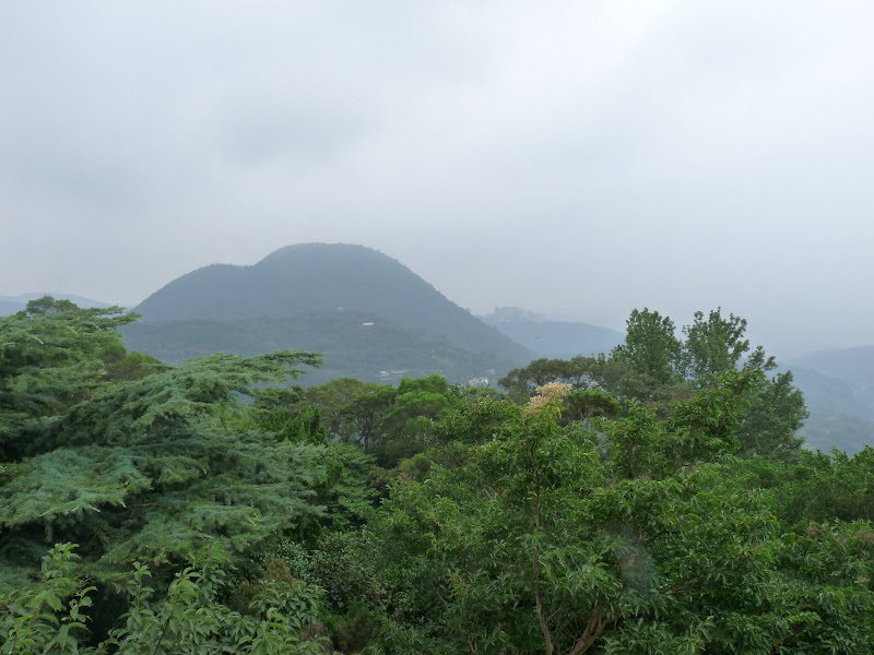 TAIWAN.Taipei Yangminshan, une des résidences de CKS - P1110900.JPG