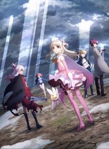 Fate/kaleid liner Prisma☆Illya 3rei!! - Prisma Illya 3rei!!