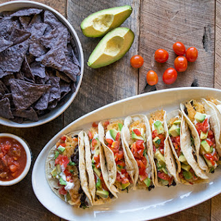 Vegetarian Soft Tacos Recipes