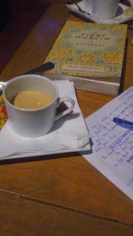 tea, reading & conversation