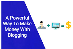 A Powerful Way To Make Money With Blogging