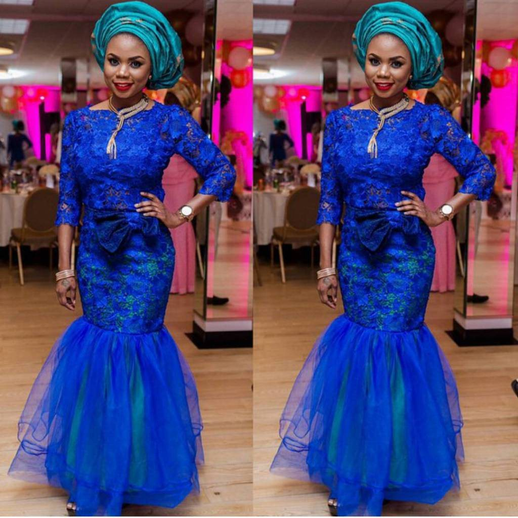 Nigerian Traditional Dresses Style 2018