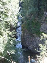 Photo: Gorja del riu de Agua Lempra (Aguas Límpias)