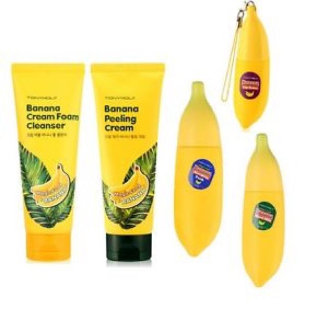 TONYMOLY Banana Peeling Cream