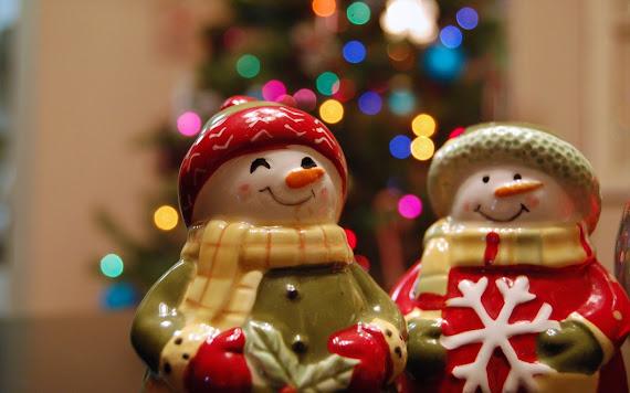 besplatne Božićne pozadine za desktop 1680x1050 free download blagdani čestitke Merry Christmas snjegovići