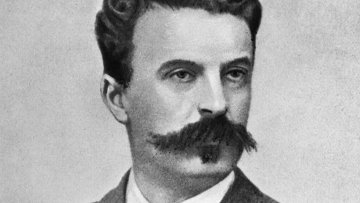 Guy De Maupassant Author, Guy De Maupassant