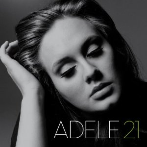 adele 21 album cover