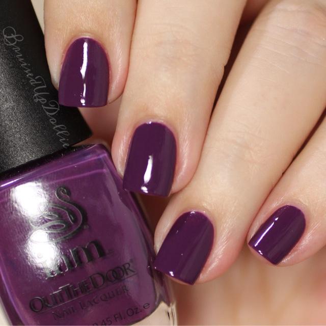Inm nails swatch & thoughts! - BruisedUpDollie Nails