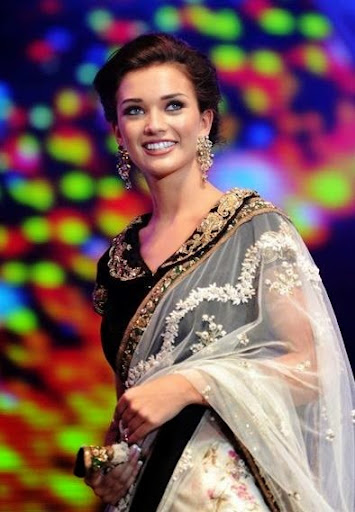 Amy Jackson In Salwar Suit | www.pixshark.com - Images ...