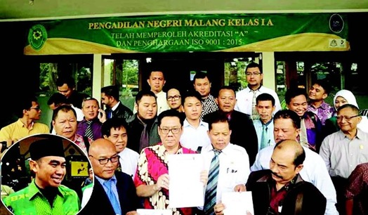 Gunadi Gugat DPC PKB Kota Malang