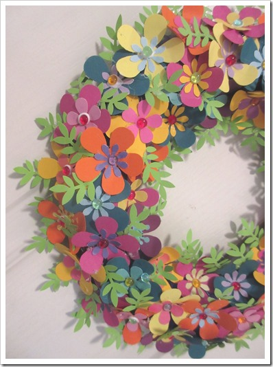 Easter Door Wreath 4