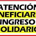 ¿Cuántas transferencias de la Ingreso  solidario  se recibirán hasta septiembre?