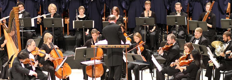 Rango dinámico de una orquesta