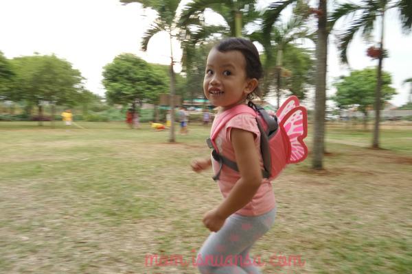 Tas Anak Littlelife Daysack - Butterfly