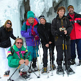 Wandern - Schneeschuhwanderung am 28.12.2009 zur Lyfialm