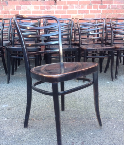 #Thonet #Leiter Timber Bentwood #cafe #restaurant #chairs. #cafechairs  Www.chairsales.com.au Secondhand Slightly Used. Part 88