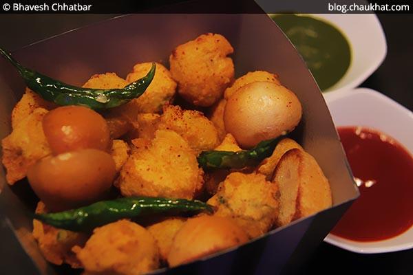 Vada Pav Popcorn, BarBar, Phoenix Market City, Viman Nagar, Pune