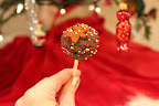 Recipe: Easy Christmas Cake Pops