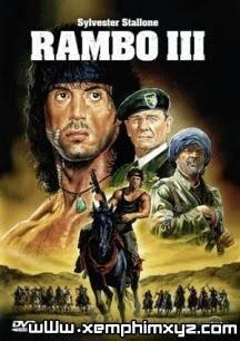 Rambo 3 - Gác Kiếm Không Thành