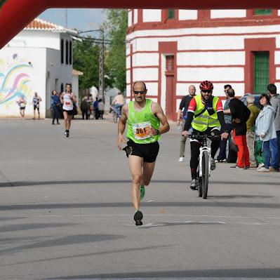 Media de Almagro 2016 - Llegada