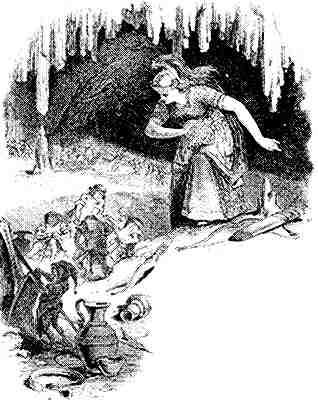 Freya In Svartalfheim, Asatru Gods And Heroes