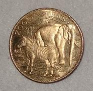 583 15-monnaie de Paris zoo d'Amiens