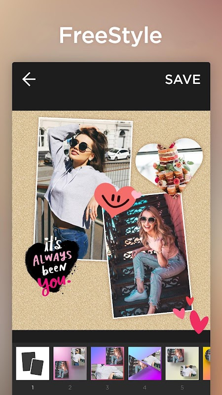 Pic Collage Maker, Photo Editor - Foto Collage screenshots